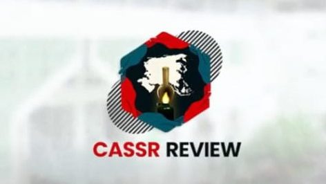 CASSR REVIEW YouTube Channel